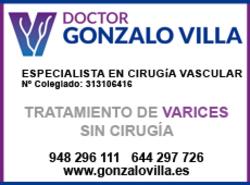 Banner Dr Gonzalo Villa