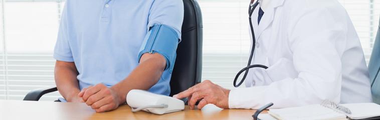 Definición de hipertensión de bata blanca que