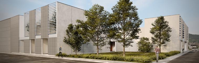 Edificio Policlínica Artica: tu nuevo centro médico <div id='b'> <span class='sb'><br><strong>Comunicación Sannas</strong></span></b>