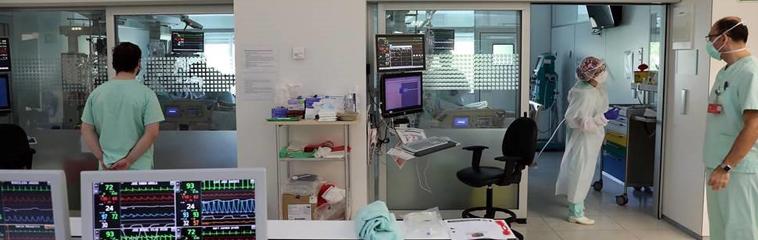 Miedo, incertidumbre y agradecimiento <div id='b'> <span class='sb'><br><strong>Isabel Gil Sääf .</strong>Enfermera de la UCI-A. Complejo Hospitalario de Navarra</span></b>