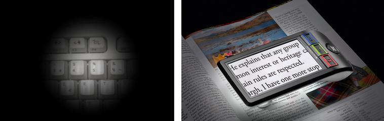 Baja Visión y rehabilitación visual <div id='b'> <span class='sb'><br><strong>Ángel Yanguas Alfaro y Silvia de la Llama Celis.</strong> Optometristas especilistas en Baja Visión de Yanguas Ópticos Pº María Agustín, 113 (Pza. Europa) | 50003 Zaragoza | T. 976 443 995</span></b>