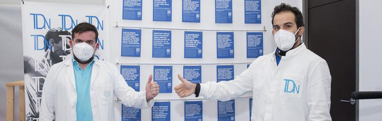 TDN Clínica y Consulta Azcárate sellan una alianza estratégica <div id='b'> <span class='sb'><br><strong>Pedro María Azcárate. </strong>Doctor en Medicina por la Universidad de Navarra. Especialista en Cardiología. | www.doctorazcarate.com</span></b>