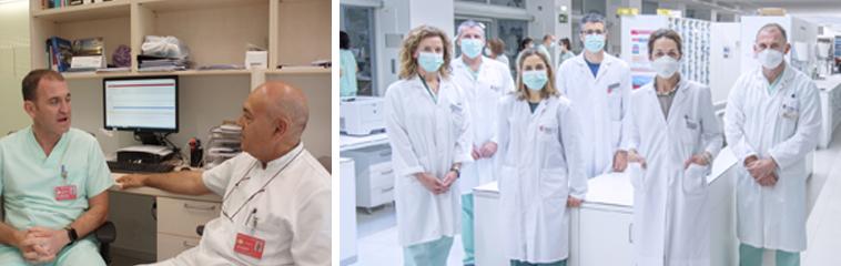 Donaciones de órganos y COVID-19 <div id='b'> <span class='sb'><br><strong>José Ignacio Badules</strong>. Enfermero y responsable de los cuidados Espirituales-Religiosos del Complejo Hospitalario de Navarra</span></b>